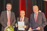 Jürgen Grondziewski mit höchster Auszeichnung