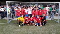 1. Platz beim u13 Golden Goal Leistungscup in Unna