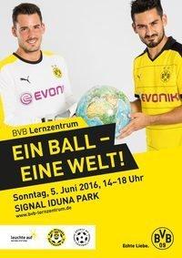 """Veranstaltung """"Ein Ball - eine Welt"""", 05.06.2016"""
