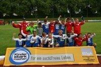 D-Jugend Vorbereitungsturnier Puma Profi Cup des FSV Witten