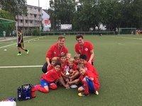 Turniersieger beim 3. Murtfeldt Sommer Cup
