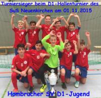 Sieger beim Hallenturnier in Neuenkirchen
