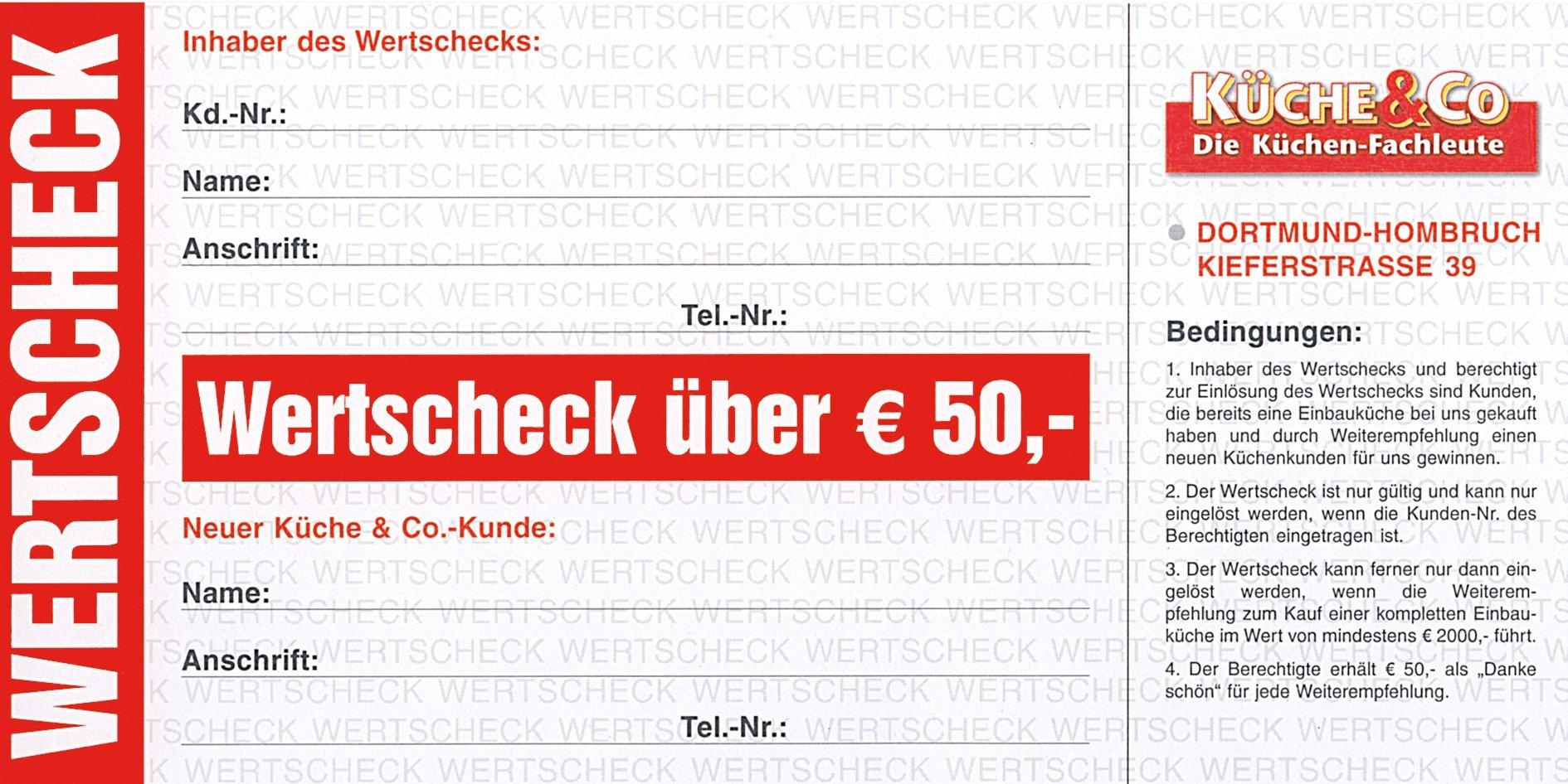 küche & co. - hombrucher sv 09/72 e.v.
