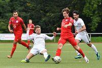 1. Spieltag gegen Firtinaspor Herne