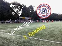 Auswärtsspiel beim SV Horst-Emscher!