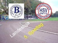 Vorbericht: 5. Spieltag in der Landesliga