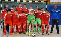 Hombrucher C-Jugend spielt mit den besten 8 Teams aus Deutschland um den Titel