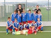 E1 erreicht 4.Platz beim Champions-Cup