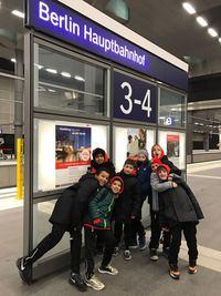U11 in Berlin