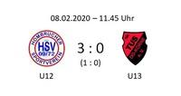 HSV U12 gegen Körne