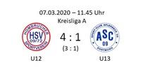 U12 siegt letztlich souverän gegen Aplerbeck