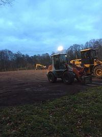 Umbau Sportplatz am Walhausweg