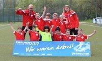 Arbeitssiege in der Meisterschaft und Qualifikation für die Endrunde des Emscher-Junior-Cups