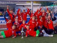 U12: Oktober startet mit Turnier- und Derbysieg